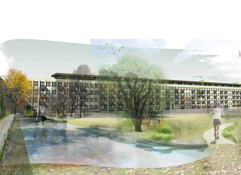 Projektentwicklung Carossa Quartier in Berlin Spandau