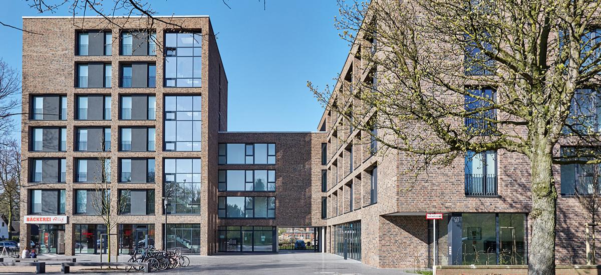 Gefördertes Studentenwohnen bei der Quartiersentwicklung Alsterberg