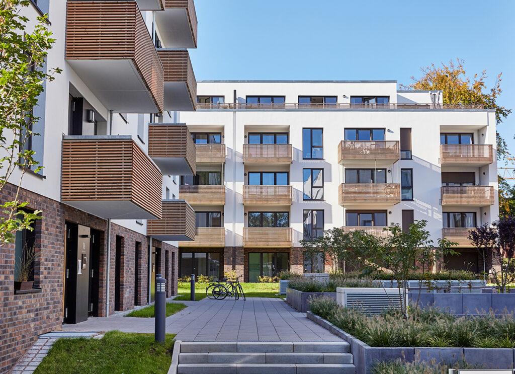 Quartiersentwicklung Alsterberg mit Nahwärme BHKW