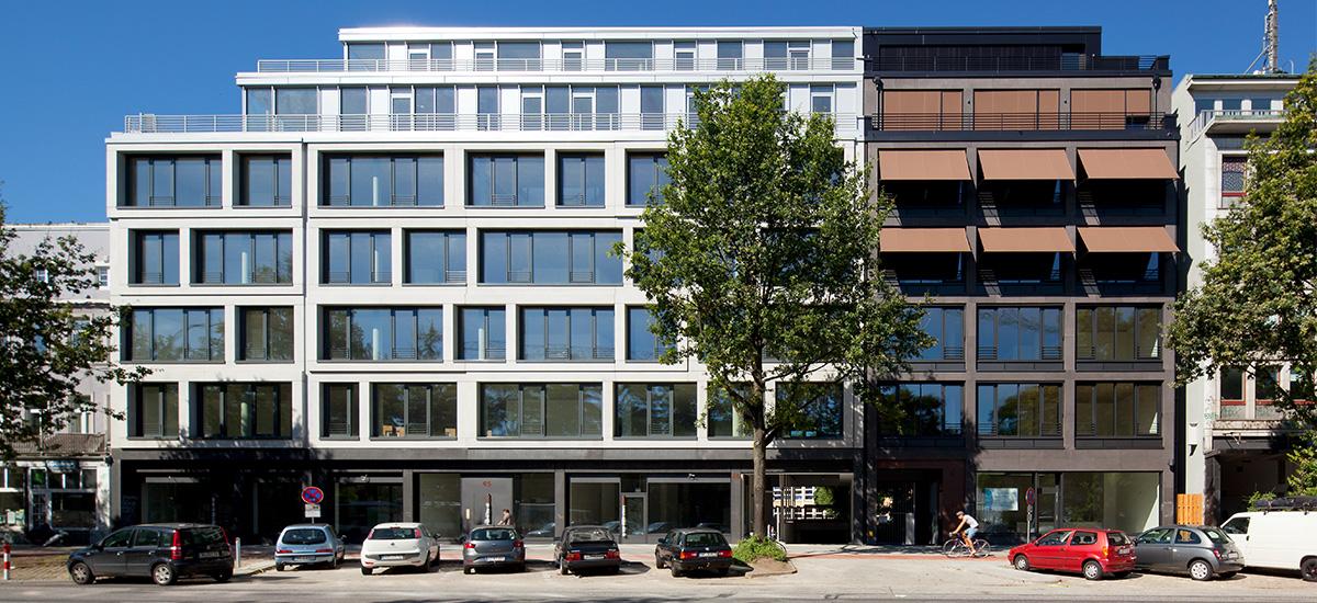 Projektentwicklung eines Büro-Loft Gebäudes
