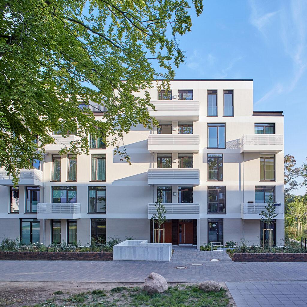 Eigentumswohnungen im Grünen von Urbainity