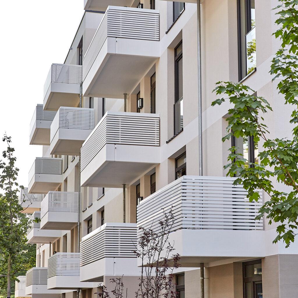 Neubau des Effizienzhauses Rothbuchenhain