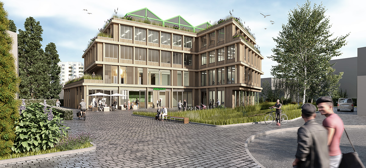 Urbainity Workhouse in Hamburg Eimsbüttel