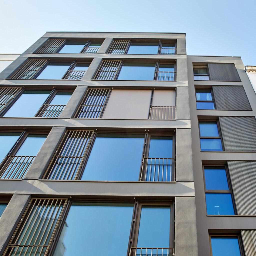 Projektentwicklung für das nachhaltige Wohnbauprojekt Lucente