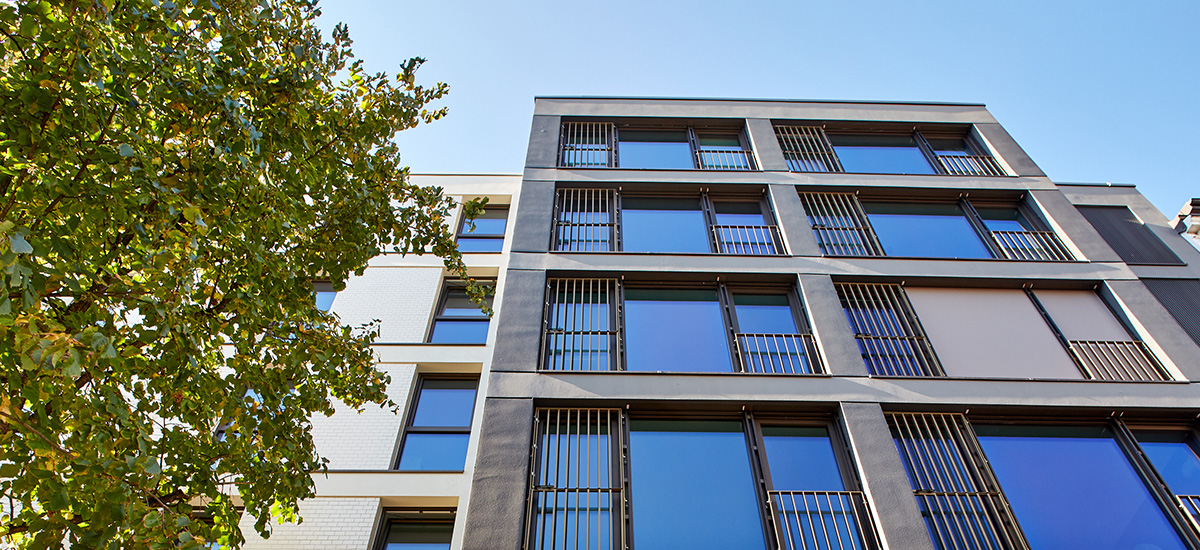 Projektsteuerung für das nachhaltige Wohnbauprojekt Lucente