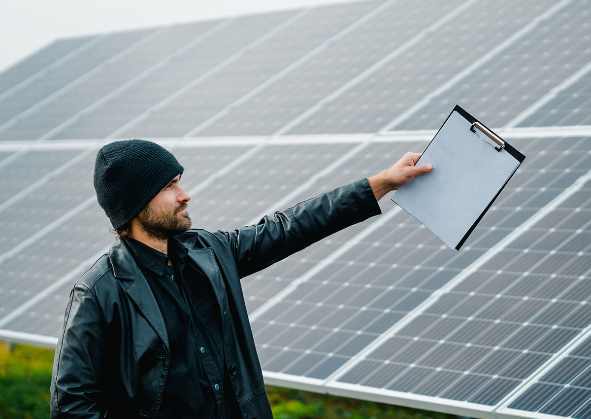 Solare Energiekonzepte durch Urbainity