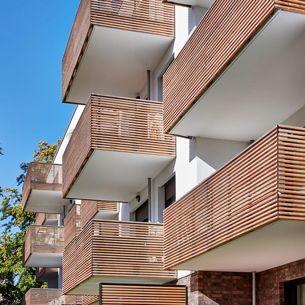 Nachhaltiges Bauen im DGNB Standard bei der Quartiersentwicklung Alsterdorf